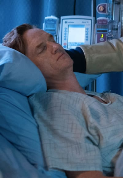 Brainwave coma - Stargirl Season 1 Episode 9