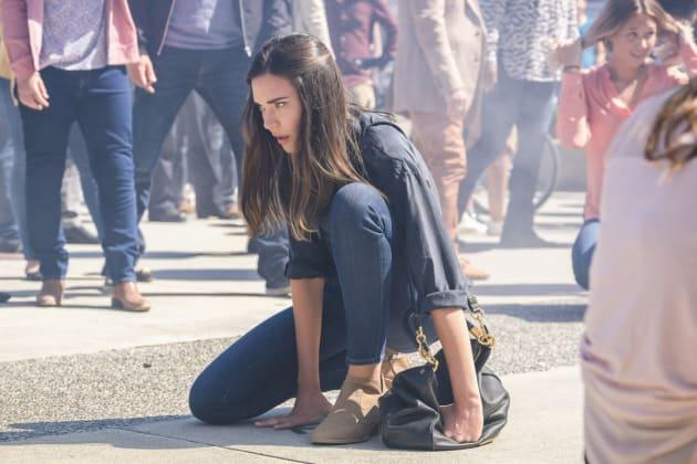 Meet Sam - Supergirl Season 3 Episode 1