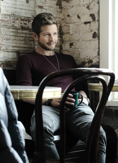 Secret Meeting - Tall  - The Resident Season 3 Episode 13