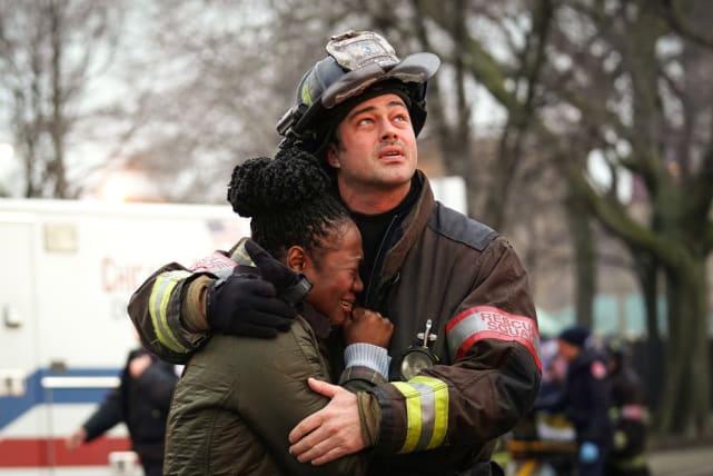 Chicago Fire  - NBC