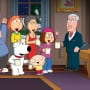 Carter Calls His Grandmother - Family Guy Season 16 Episode 9