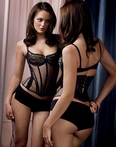 Leighton in the Mirror