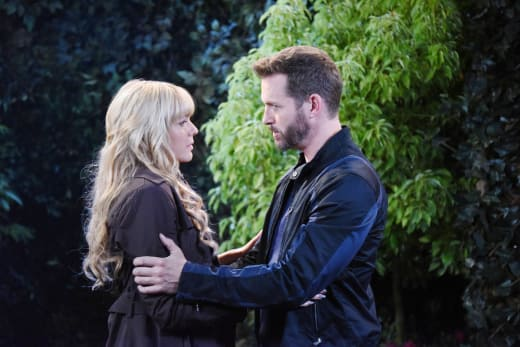 Nicole and Brady Try to Run - Days of Our Lives