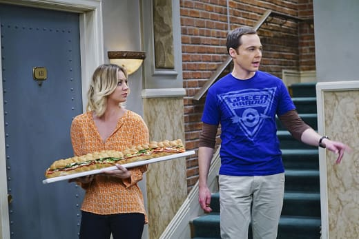 The Get-Together - The Big Bang Theory