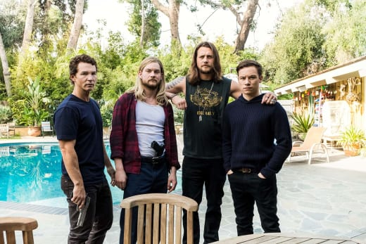 The Boys are Back - Animal Kingdom Season 3 Episode 1