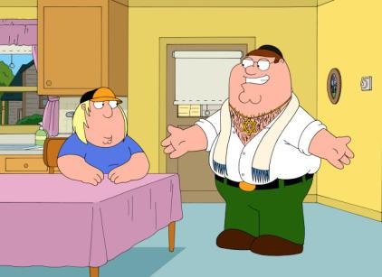 Watch Family Guy Season 8 Episode 2 Online