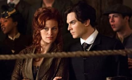 Cassidy Freeman on The Vampire Diaries: First Look!