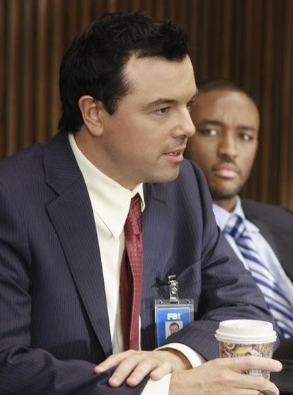 Seth MacFarlane in FlashForward