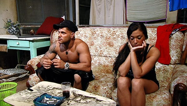 Ronnie and Sammi (Jersey Shore)