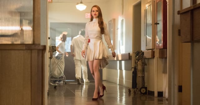 Cheryl blossom riverdale season 1 episode 13