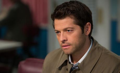 Castiel means business - Supernatural Season 12 Episode 10