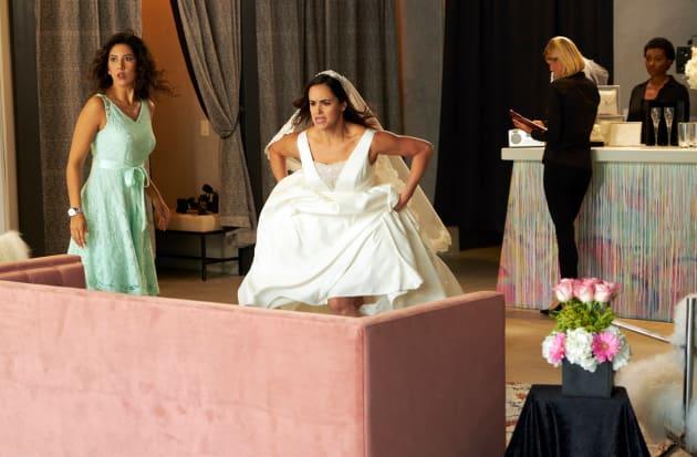 Wedding Dress Shopping - Brooklyn Nine-Nine