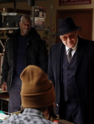 Criminal Doppelgangers - The Blacklist Season 8 Episode 9