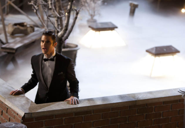 Fancy Blaine