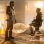 Spock and Burnham - Star Trek: Discovery Season 2 Episode 10