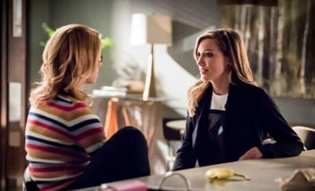 Friends Forever - Arrow Season 7 Episode 14