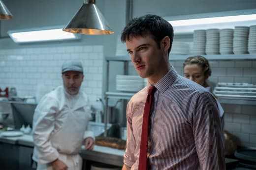 Tom Sturridge as Jake