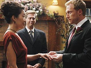 Grey's Wedding Pic