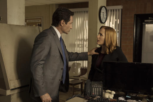 It's Real! - The X-Files