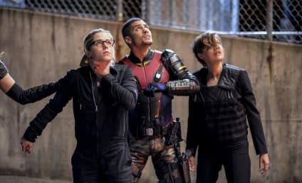 Arrow Season 6 Episode 22 Review: The Ties That Bind
