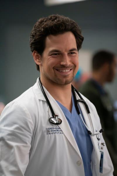 DeLuca's Deception  - Grey's Anatomy Season 16 Episode 13