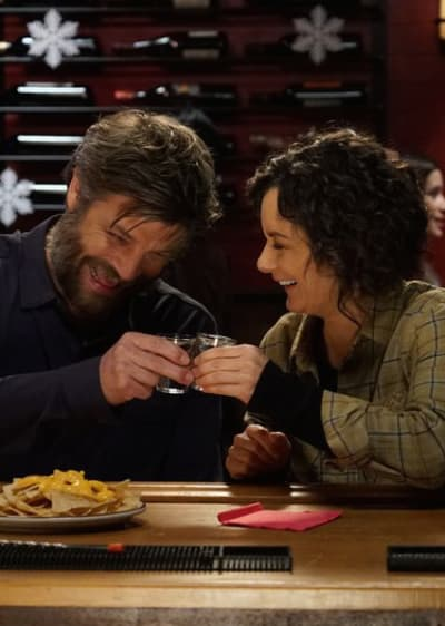 Getting Their Drink On - The Conners Season 2 Episode 9