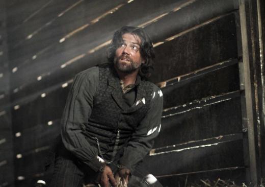 Cullen in Trouble