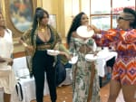 Throwing Plates - The Real Housewives of Atlanta