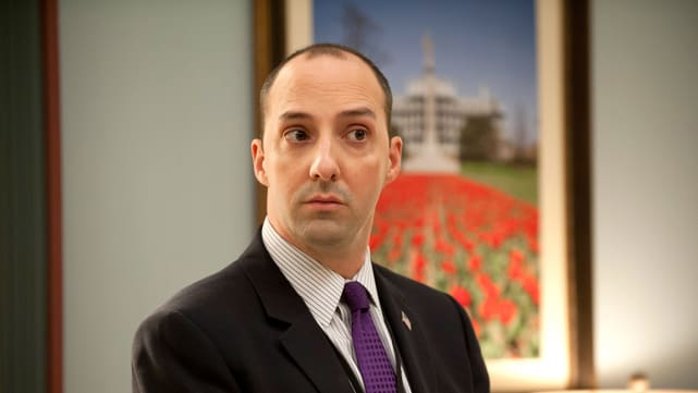 Outstanding Supporting Actor In A Comedy - Tony Hale, Veep