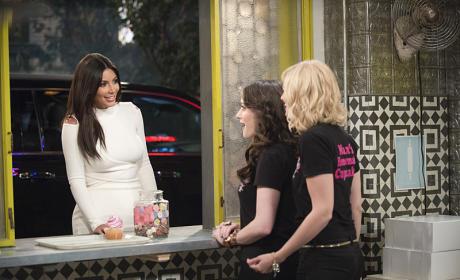 Kim Kardashian Guest Stars