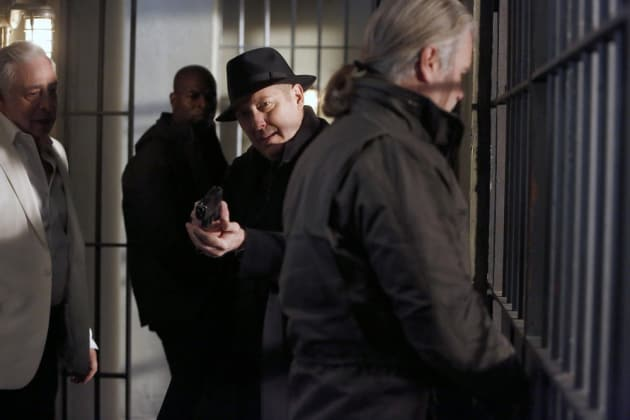 I'm here to rescue you - The Blacklist Season 4 Episode 13