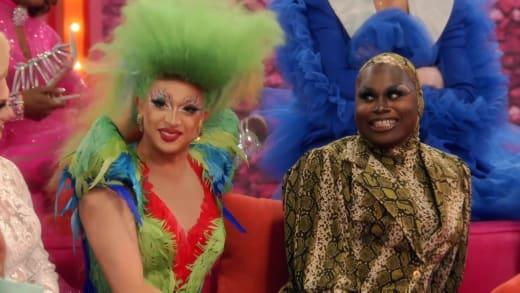 Elimination Reflection - RuPaul's Drag Race Season 13 Episode 5