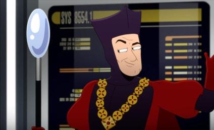 Star Trek Day 2020: Star Trek: Lower Decks' Mid-Season Trailer Reveals a HUGE Cameo!