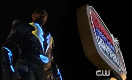 Black Lightning First Look: It Runs in the Family