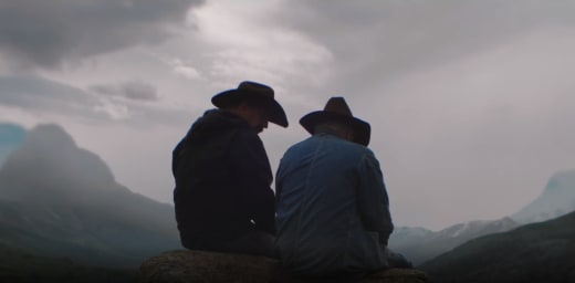 Two of the Dutton Men - Yellowstone Season 2 Episode 10