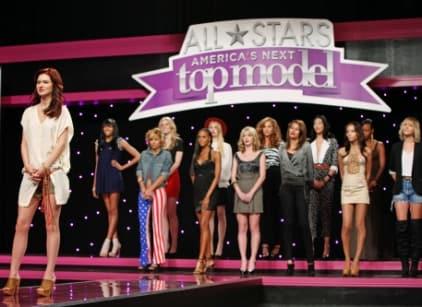 Watch America's Next Top Model Season 17 Episode 2 Online