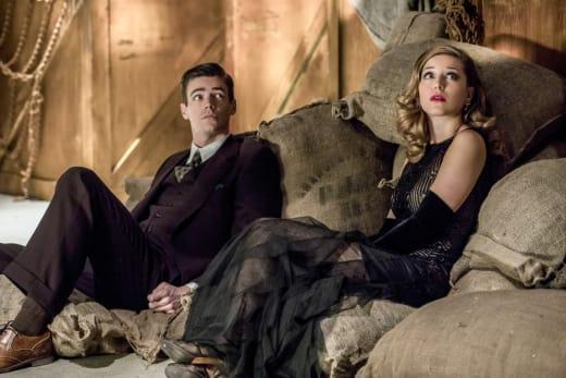 Taking a breather - The Flash Season 3 Episode 17