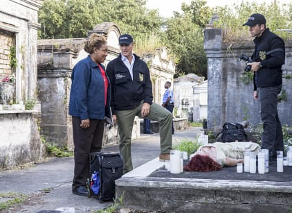 Watch NCIS: New Orleans Season 1 Episode 6 Online