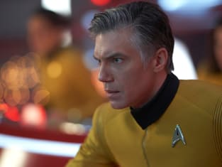 Captain Pike of the U.S.S. Enterprise - Star Trek: Discovery