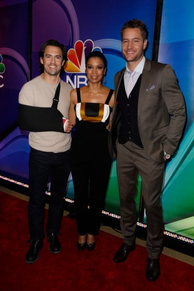 NBC Press Day
