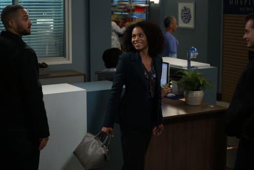 Boy, Bye! - Grey's Anatomy Season 14 Episode 9
