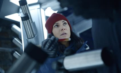 Helix Review: Her Father's Eyes