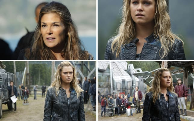 Abby searches for answers the 100 season 4 episode 4