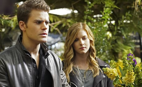 The Right Herb? - The Vampire Diaries