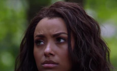 Bonnie is Worried - The Vampire Diaries Season 8 Episode 1