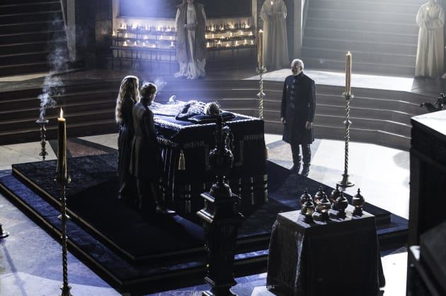 Sort of Mourning Joffrey