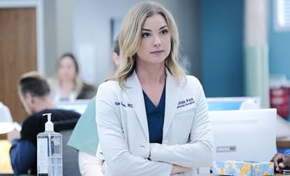The Resident Visits Tired 'Pregnancy in Jeopardy' Trope for CoNic