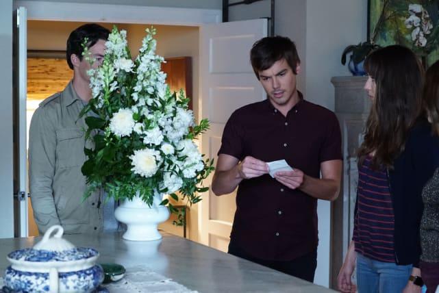 mistAke - Pretty Little Liars Season 7 Episode 2