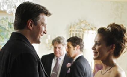 Castle Casting Notes: More Alyssa Milano Pics, Scott Elrod to Guest Star