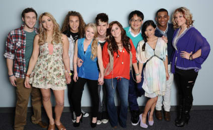 American Idol Results: Movin' On Up To The Top 9